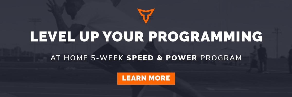 speed and power program