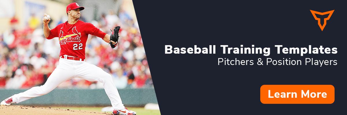 Baseball Training Templates - blog
