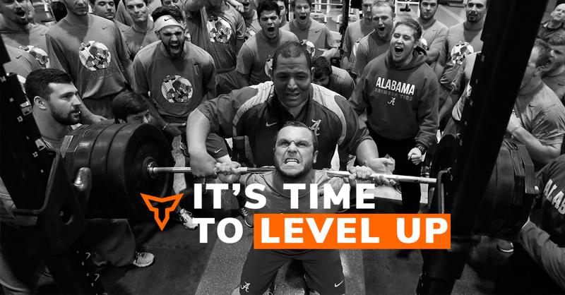CTA level up squat