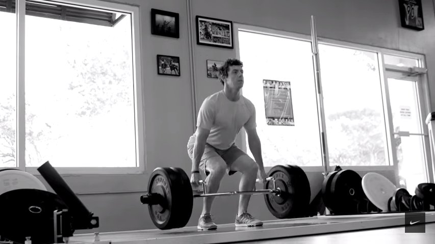 Pro Golfers Strength and Conditioning TeamBuildr - Rory McIlroy 1