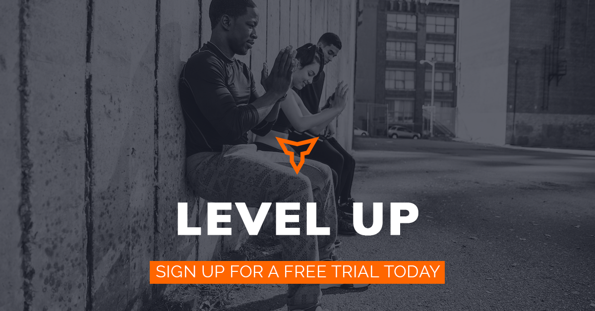 Level up - free trial