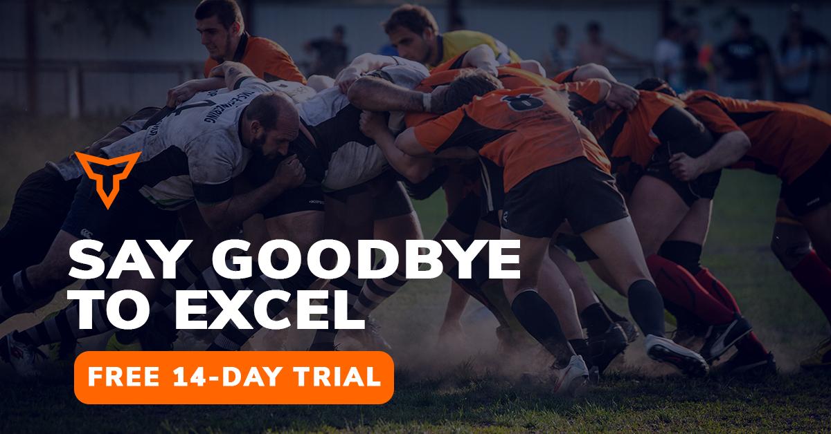 RUGBY- excel - trial