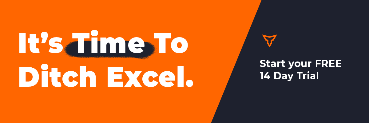 Ditch Excel - Free Trail