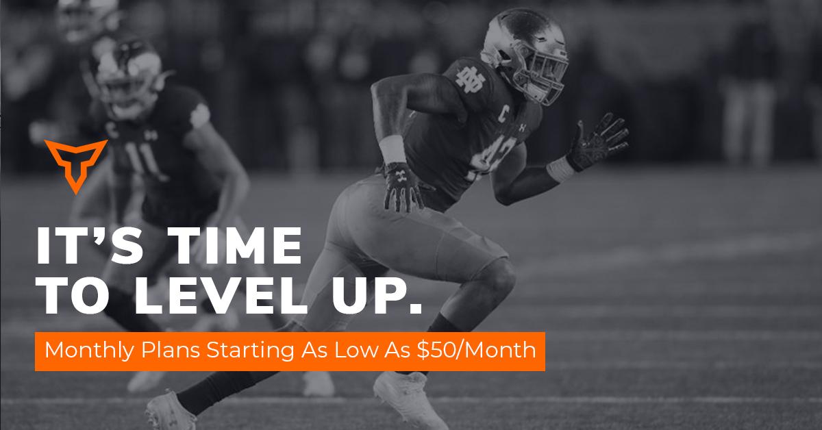 level up - monthly v1