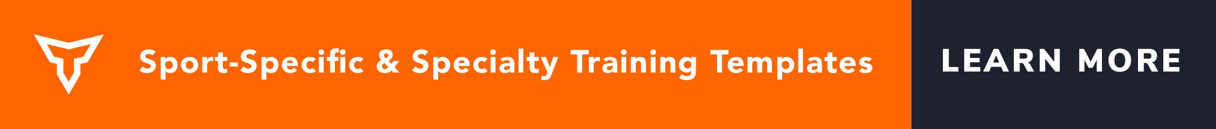 training templates CTA